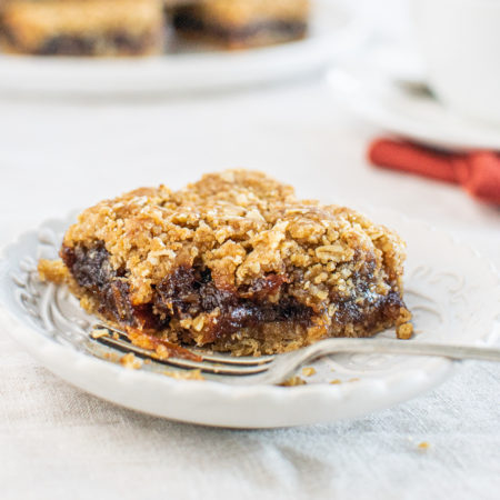 OAT & DATE SQUARES