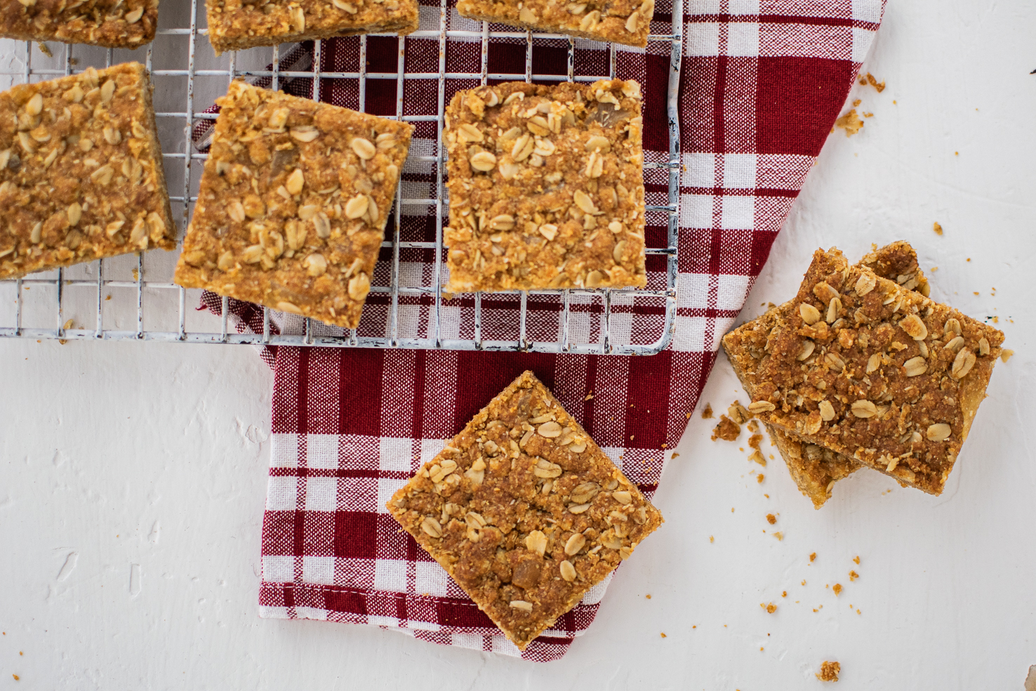 GINGER CRUNCHIES