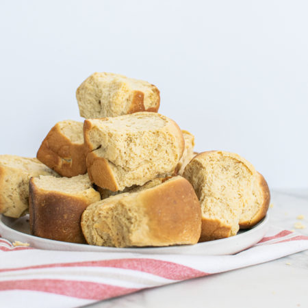 OLD FASHIONED BUTTERMILK RUSKS