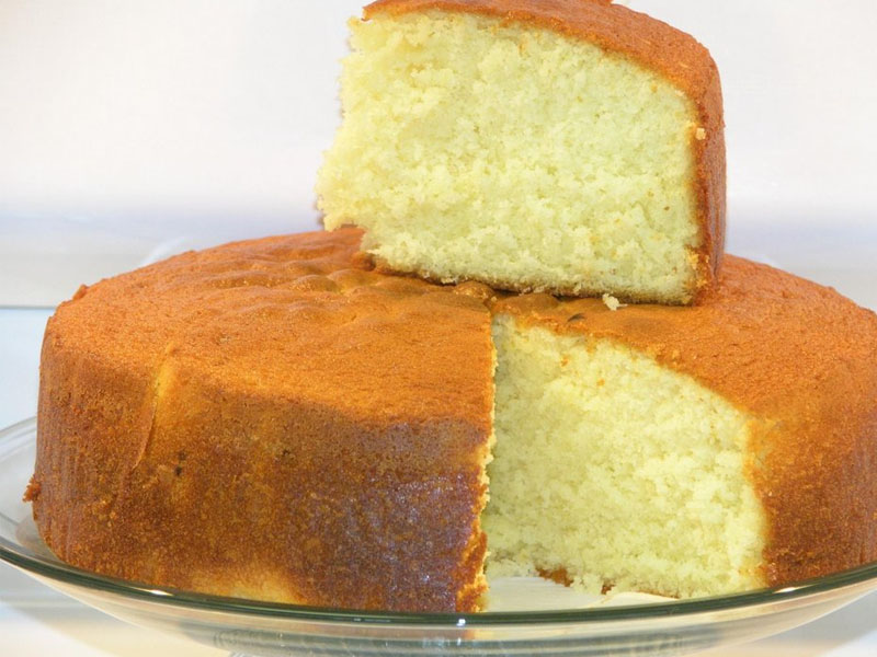 Pound Cake Method