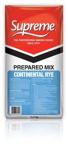 Continental Rye Mix