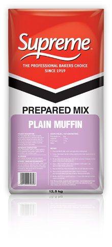 Plain Muffin Mix