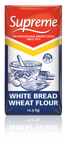 White Bread Wheat Flour