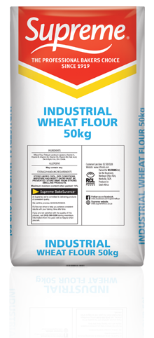 Industrial Wheat Flour