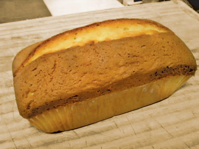 MADEIRA CAKE