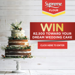 Supreme Flour Facebook Wedding Cake Competition