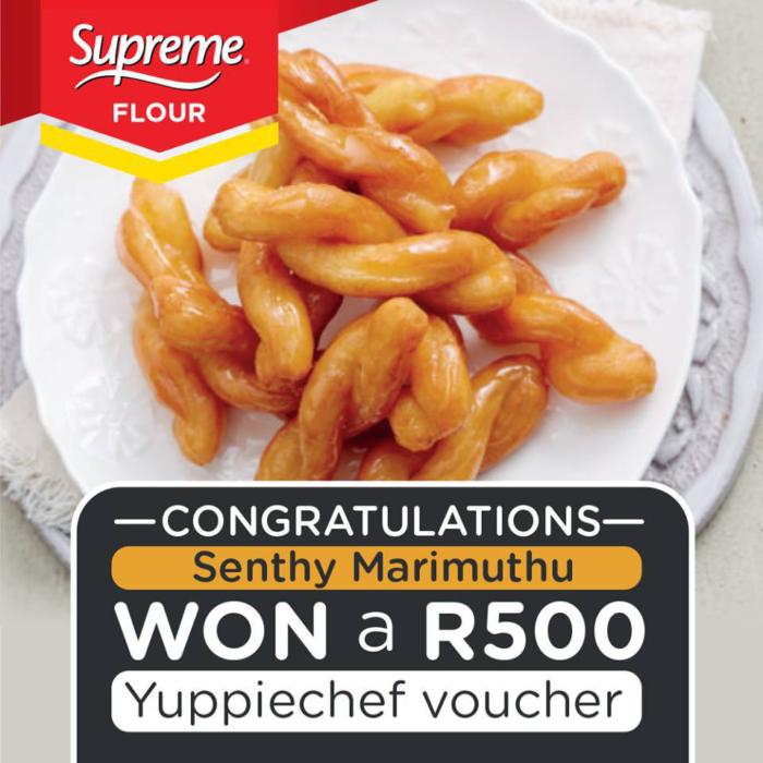 YuppieChef Voucher Facebook Competition