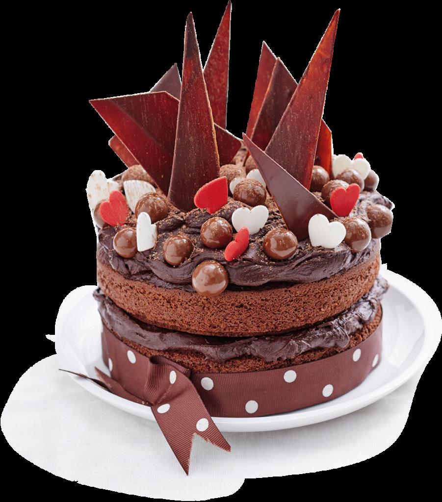 A tasty cake