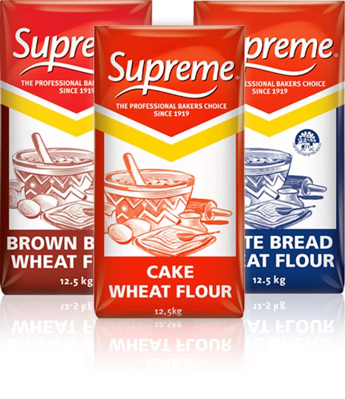 Wheat Flour Range